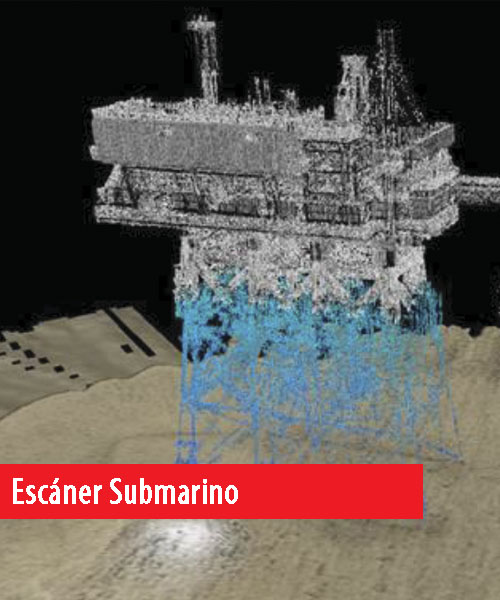 Escaner Submarino