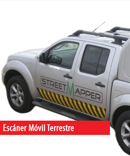 Escaner Movil Terrestre