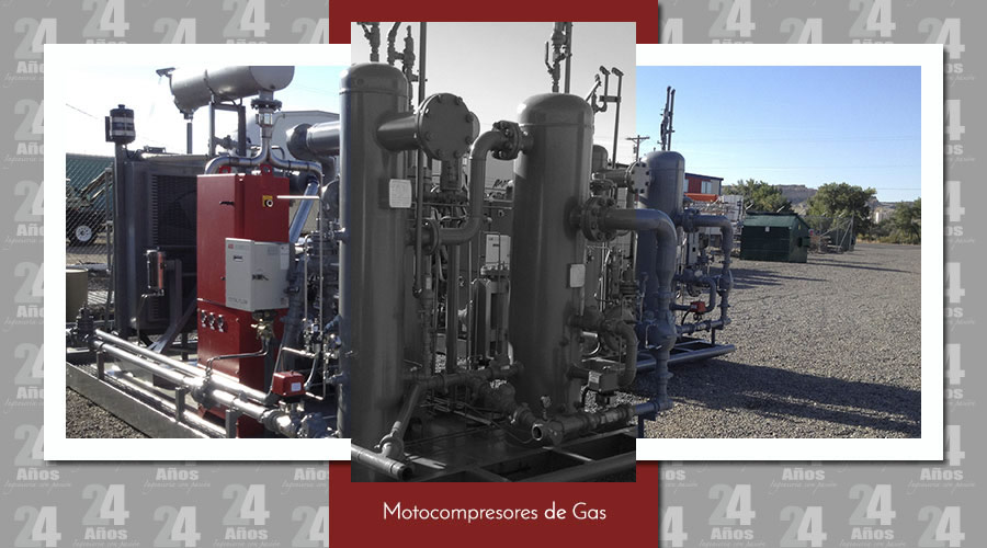 Motocompresores De Gas Grupo Diarqco 174 Ingenieria Con